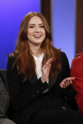 Karen Gillan - Jimmy Kimmel Live: April 25th 2018