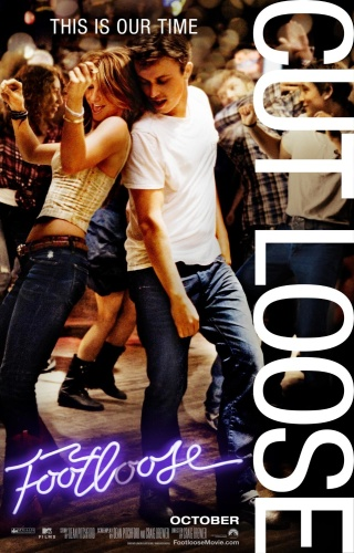 Footloose (2011) 720p BluRay x264 {Dual Audio}[Hindi+English] Exclusive DREDD