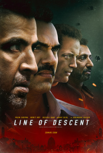 Line of Descent (2019) Hindi 720p HDRip x264 AAC