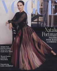 Natalie Portman - Vogue Australia April 2019