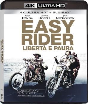 Easy Rider (1969) Full Blu-Ray 4K 2160p UHD HDR 10Bits HEVC ITA ENG DTS-HD MA 5.1 MULTI