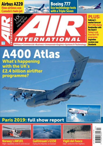 Air International - July (2019)