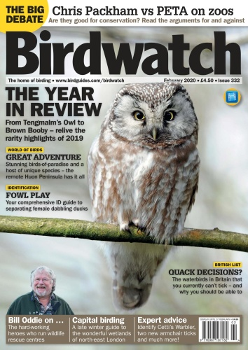 Birdwatch UK - Issue !2 - February (2020)