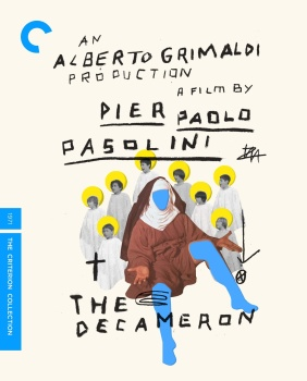 Il Decameron (1971) [Criterion Collection] BD-Untouched 1080p AVC PCM-AC3 iTA