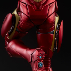 Iron Man Extremis Mark II - Statue (Sideshow) CfUzGpkA_t