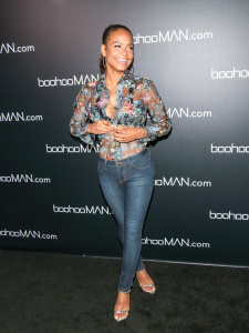 Christina Milian - French Montana's boohooMAN Party in Los Angeles (4/11/18)