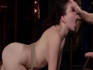 Juliette Loves The Cock Juliette March Tommy Pistol - BDSM, Punishment, Bondage