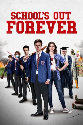 Schools Out Forever 2021 HDRip XviD AC3-EVO