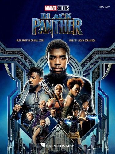Hal Leonard Black Panther Music From The Marvel Studios Motion Picture Score 201