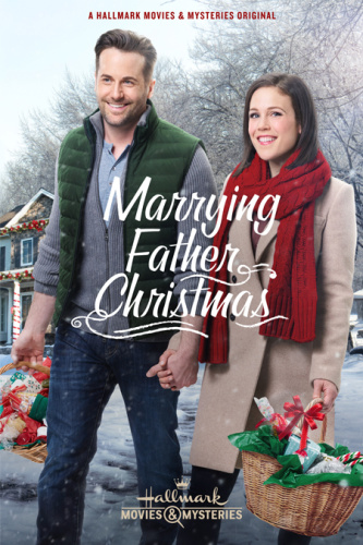 Marrying Father Christmas (2018) -720p- -WEBRip- -YTS-
