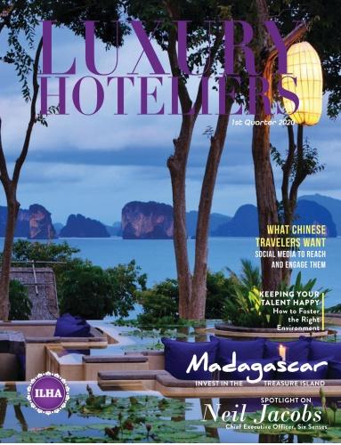 Luxury Hoteliers - No 1 (2020)