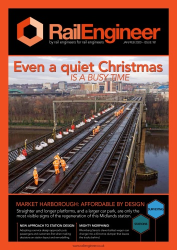 Rail Engineer - January-February (2020)