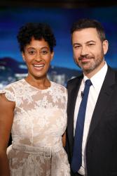 Tracee Ellis Ross - Jimmy Kimmel Live: August 14th 2018