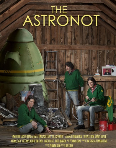 The Astronot 2018 WEBRip XviD MP3-XVID