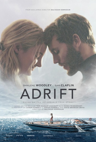 Adrift (2018) 720p Blu-Ray x264 [Multi Audio][Hindi+Telugu+Tamil+English]