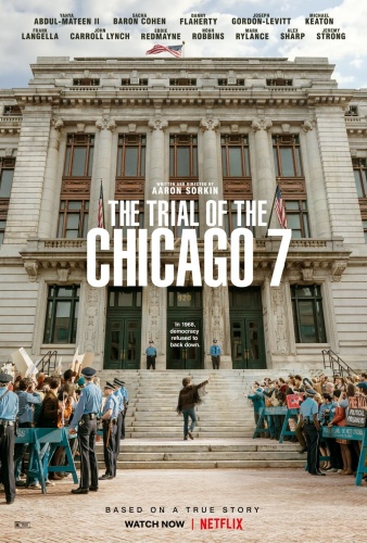 The Trial of the Chicago 7 2020 HDRip XviD AC3-EVO