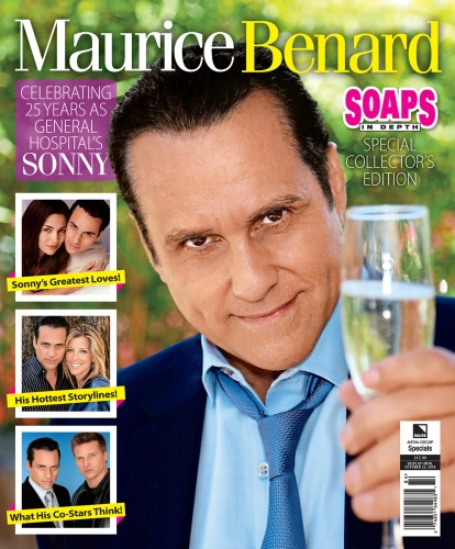 Soaps In Depth Special Edition - Maurice Benard 25th Anniversary (2019)