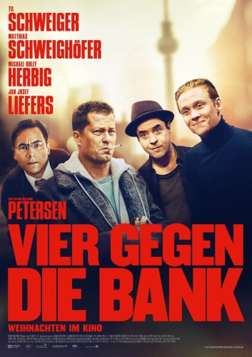 Four Against The Bank (2016) 720p BluRay x264 Eng Subs Dual Audio Hindi DD 2 0 - G...
