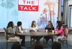 Fergie - The Talk: June 18th 2018