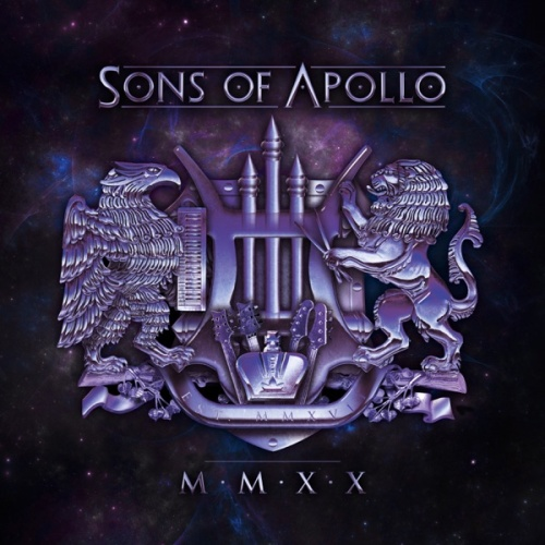 Sons of Apollo   MMXX (2020)