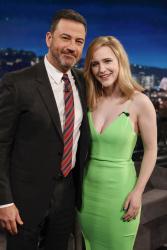 Rachel Brosnahan - Jimmy Kimmel Live: January 7th 2020
