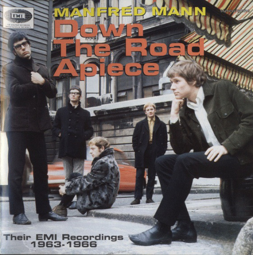 Manfred Mann   Down The Road Apiece   1963 1966  (2007) 4CD