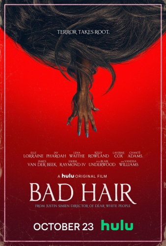Bad Hair 2020 HDRip XviD AC3-EVO