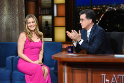Alicia Silverstone - The Late Show with Stephen Colbert: June 11th 2018