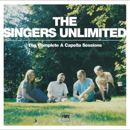 The Singers Unlimited   The Complete a Capella Sessions (2014)