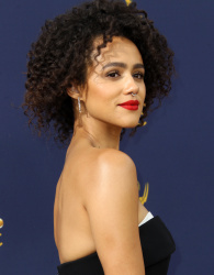 Nathalie Emmanuel - HBO Emmy Party 2018 in Los Angeles 9/17/2018
