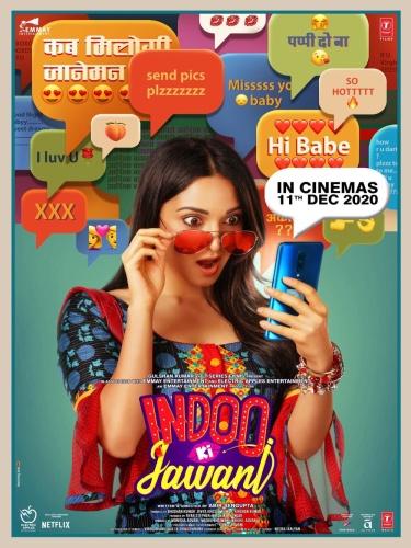 Indoo Ki Jawani (2020) 720p PreDVDRip x264 AC3 DUS Exclusive