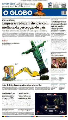 O Globo - 30 10 (2019)