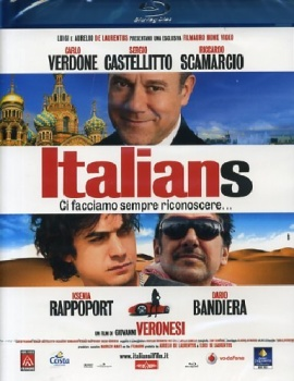 Italians-Ci facciamo sempre riconoscere (2009) BDRip 480p x264 AC3 ITA