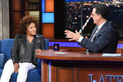 Wanda Sykes - The Late Show with Stephen Colbert: June 3rd 2019