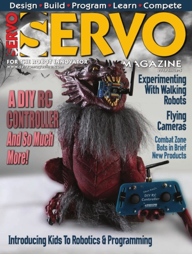 Servo Magazine - Issue 5 (2019)