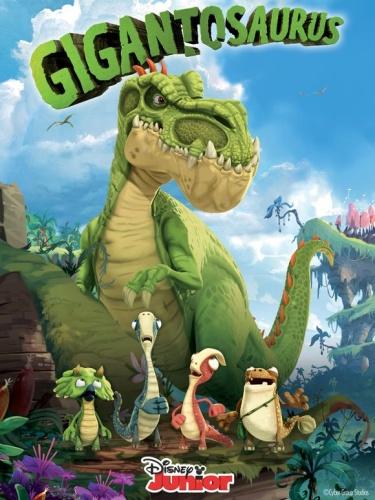Gigantosaurus S01E01b German DL 720p HDTV -JuniorTV
