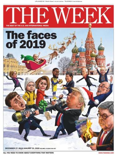 The Week USA - 27 12 (2019)