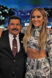 Jennifer Lopez - Jimmy Kimmel Live: June 6th 2018
