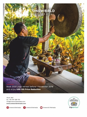 Australian Yoga Journal - January (2020)