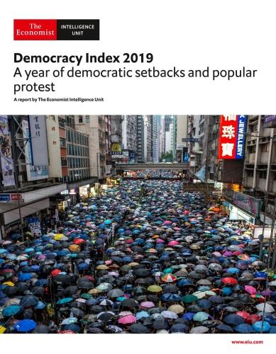The Economist Intelligence Unit - Democracy Index 2019 (2020)