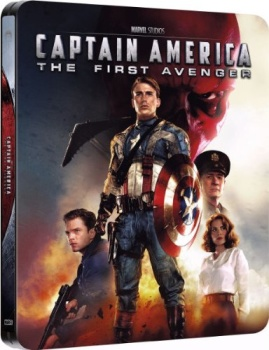 Captain America - Il primo Vendicatore (2011) BD-Untouched 1080p AVC DTS HD ENG AC3 iTA-ENG
