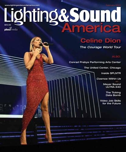 Lighting & Sound America - February (2020)