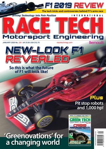 Race Tech  January (2020)