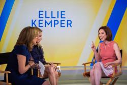Ellie Kemper - TODAY: October 25th 2018