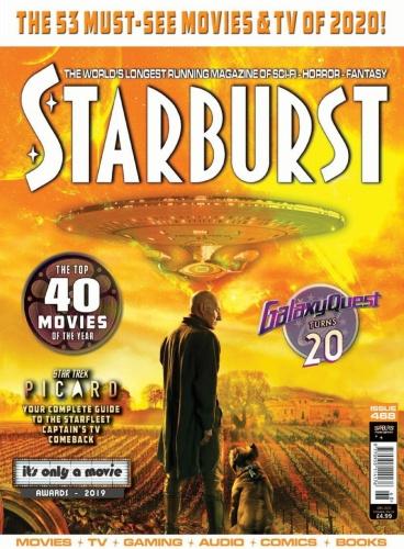 Starburst - January (2020)
