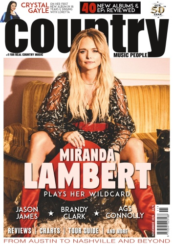 Country Music People - November (2019)