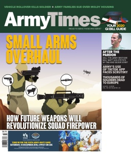 Army Times  December (2019)