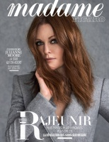 Julianne Moore -          Madame Figaro Magazine (France) January 2018.