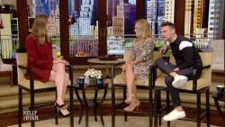 Yvonne Strahovski - Live with Kelly and Ryan - 2019-05-27