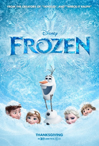 Frozen 2013 720p BluRay x264-NeZu